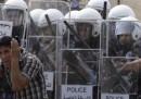 Le foto delle proteste in Palestina