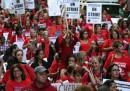 Lo sciopero degli insegnanti di Chicago