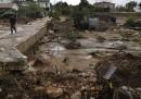 Le foto delle alluvioni in Spagna