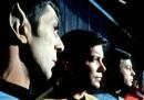 """Star Trek - La serie classica"", il doodle"