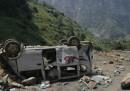 Il giorno dopo il terremoto, in Cina