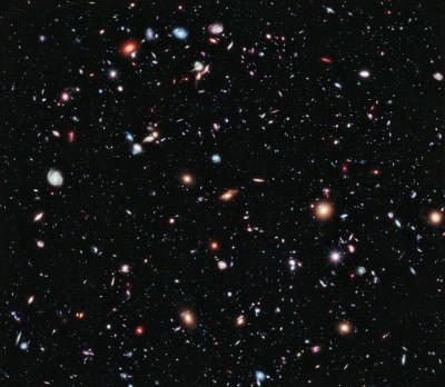 L'Universo visto da Hubble