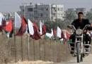 Una visita storica a Gaza