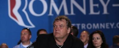 Il concerto di Meat Loaf per Mitt Romney