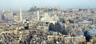 Storia fotografica di Damasco e Aleppo