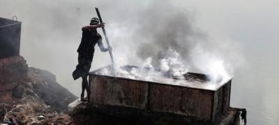 Le terribili concerie del Bangladesh