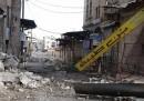 L'assedio di Maaret al-Numan, in Siria
