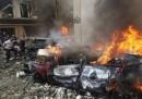 È esplosa una bomba a Beirut