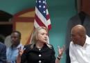 I Clinton ad Haiti
