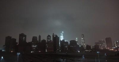 Le foto dell'uragano Sandy