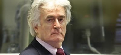 Radovan Karadžić si difende