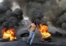Proteste e scontri in Libano