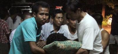 Gli scontri etnici in Myanmar