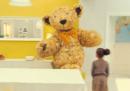 Il nuovo spot Ikea, senza adulti, con orsi enormi e robot