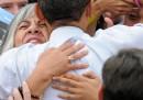 Barack e abbracci