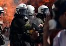Nuove proteste in Grecia