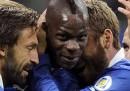 Italia-Danimarca 3-1