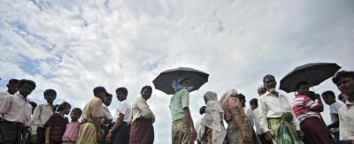 Immagini dalla Birmania
