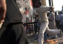 Le foto degli scontri in Egitto
