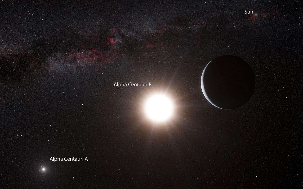 Pianeta Alfa Centauri