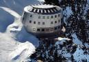 Il rifugio alpino più alto di Francia