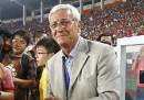 Marcello Lippi ha vinto il campionato cinese