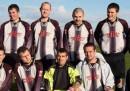 La squadra di calcio
