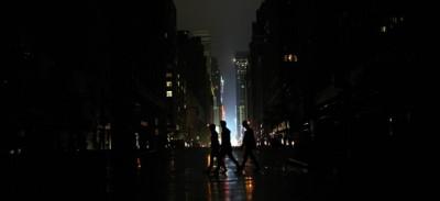 La notte di Sandy