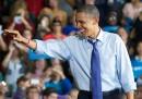 Obama nell'Iowa