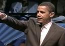 Il discorso di Obama del 2007