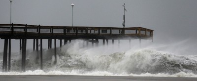 Sandy si avvicina