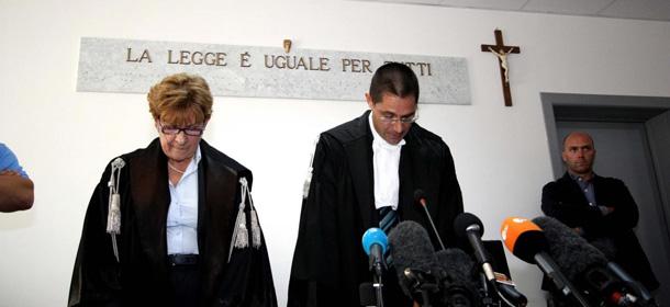 L'Aquila, processo commissione 'Grandi Rischi'