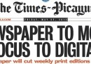 L'ultimo numero quotidiano del Times-Picayune