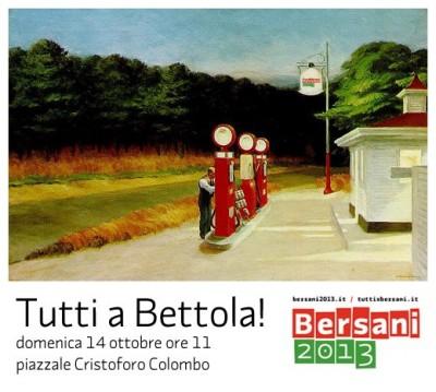 La cartolina delle primarie di Bersani