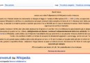 Wikipedia italiana protesta di nuovo