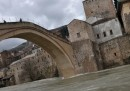 Tuffarsi dal ponte di Mostar