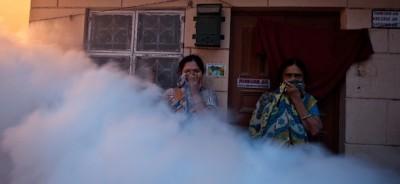Il problema della dengue in India
