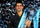 Djokovic ha vinto la Masters Cup