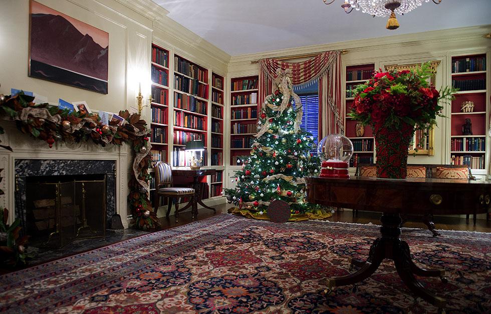 Gli Addobbi Di Natale Alla Casa Bianca Il Post