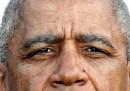 Le copertine di Bloomberg Businessweek con Obama e Romney invecchiati