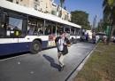 Attacco esplosivo a Tel Aviv