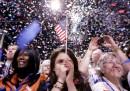 Foto vittoria Obama