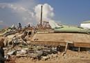 È crollato un centro commerciale in Ghana
