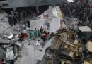 Gaza, quarto giorno
