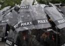 Scontri e proteste a Bangkok