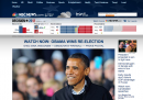 Home page vittoria Obama - NBC