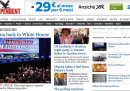 Home page vittoria Obama - Independent