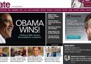 Home page vittoria Obama - Slate