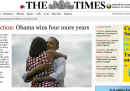 Home page vittoria Obama - The Times