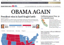 Home page vittoria Obama - LAT